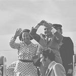 Nicolae y Elena Ceausescu