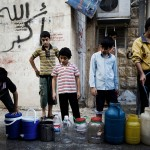 Bloque Internacional: Ayuda humanitaria para Siria