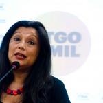 """Carmen Romero: """"El público chileno es muy receptivo y cariñoso, agradece las visitas"""""""