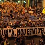 Cataluña fija fecha y pregunta para consultar sobre su independencia de España
