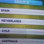 Australia en una pesadilla: 'grupo de la muerte' para la Copa del Mundo en Brasil