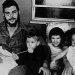 Che Guevara y Aleida