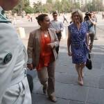 Evelyn Matthei llama a la Alianza a abrir paso a nuevas generaciones