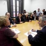 Parlamentarios regionalistas se comprometen a apoyar reforma tributaria de Michelle Bachelet