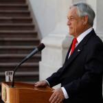 Presidente Piñera cita al Consejo de Seguridad Nacional