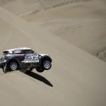 Camión del Dakar llega a Francia desde Chile cargado con 1,4 toneladas de cocaína