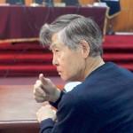 Alberto Fujimori es internado de urgencia tras audiencia judicial