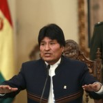 Evo Morales califica como contradictoria decisión de Chile de objetar competencia de La Haya