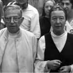 Amores Notables: Jean Paul Sartre y Simone de Beauvoir