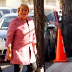 Michelle Bachelet reconoce trabajo de reconstrucción del Gobierno