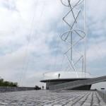 Dan a conocer diseño ganador de nueva torre que reemplazará antenas de radio, TV y microondas en el San Cristóbal