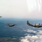 Rusia envía cazas para maniobras en el Mediterráneo