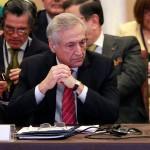 """Canciller Heraldo Muñoz: La salida al mar para Bolivia """"está cerrada para siempre"""""""