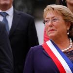 Presidenta Michelle Bachelet viaja hacia el norte