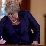 Presidenta Bachelet encabeza Consejo de Gabinete donde analiza 56 medidas de los primeros 100 días
