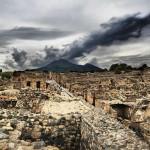 Momentos Notables: Erupción del Vesubio