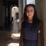 """Naschla Aburman: """"Hoy está de moda estar con la calle, pero tuvimos que marchar muchos años para que esto fuera prioridad"""""""