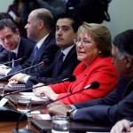Presidenta Michelle Bachelet llama a evitar declaraciones que caricaturicen las reformas del Gobierno