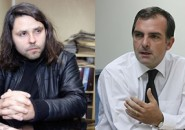 Alberto Mayol y Ernesto Silva