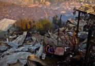 Confirman 11 muertos por incendio en Valparaíso