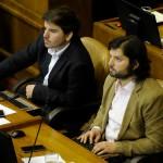 El proyecto que presentaron Giorgio Jackson y Gabriel Boric para limitar dieta parlamentaria