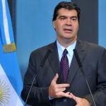 Argentina enviará aviones aljibes para combatir incendio de Valparaíso