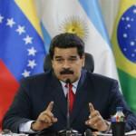 Nicolás Maduro y oposición se reúnen esta tarde tras aceptar mediación de Unasur
