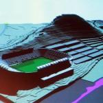 Alcalde de Pudahuel advierte que nuevo estadio de la U podría inundarse