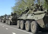 Tropas rusas en Ucrania