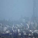 Santiago en alerta pero con niveles de preemergencia ambiental