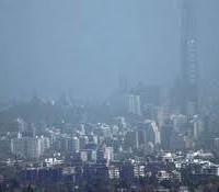 Alerta ambiental en Santiago