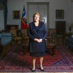 Presidenta Bachelet llama a los hinchas a comportarse con responsabilidad en partido ante Holanda