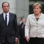 Merkel y Hollande exigen la ayuda de Rusia para celebrar las elecciones ucranianas