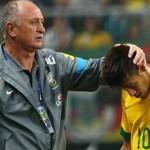 Los jugadores de Brasil para el Mundial de Fútbol