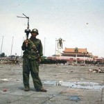 La plaza de Tiananmen