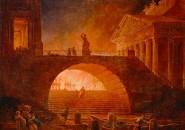 Roma en llamas