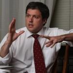 """Sebastián Claro: """"Si se discute sobre gastos permanentes, es sano también hacerlo sobre ingresos permanentes"""""""
