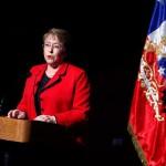 Presidenta Bachelet enfatiza en cooperación público-privada tras cifra de desempleo
