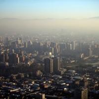 Preemergencia ambiental en Santiago