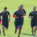 La selección chilena enfrenta su primer amistoso de cara a la Copa América