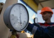 Gas ruso a Ucrania