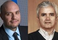 Gregory Elacqua y Ricardo Paredes