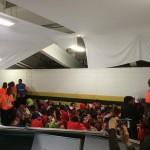 Hinchas chilenos que ingresaron a la fuerza al Maracaná tienen 72 horas para dejar Brasil
