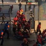 """Director de Estadio Seguro: """"ANFP podría prohibir ingreso a estadios a los 87 chilenos que entraron a la fuerza al Maracaná"""""""