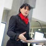 """Javiera Blanco: """"La AFP estatal nunca estuvo pensada para mejorar las pensiones"""""""