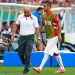 """Jorge Sampaoli: """"Fue un partido más favorable para ellos porque nosotros quisimos jugar y Holanda no"""""""