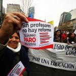 Edición Central: Marcha del Colegio de Profesores