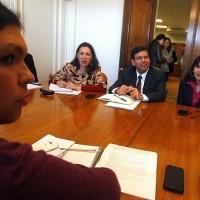 Reunión entre la CUT y el Gobierno