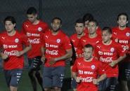 Selección Chilena en Belo Horizonte