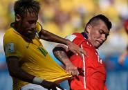 Chile versus Brasil